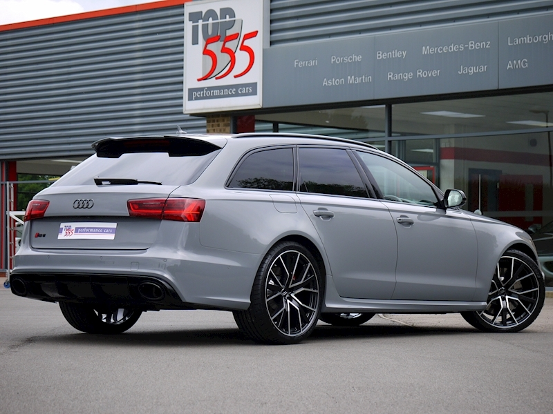 Audi RS6 Performance 4.0 TFSI Quattro - Large 25