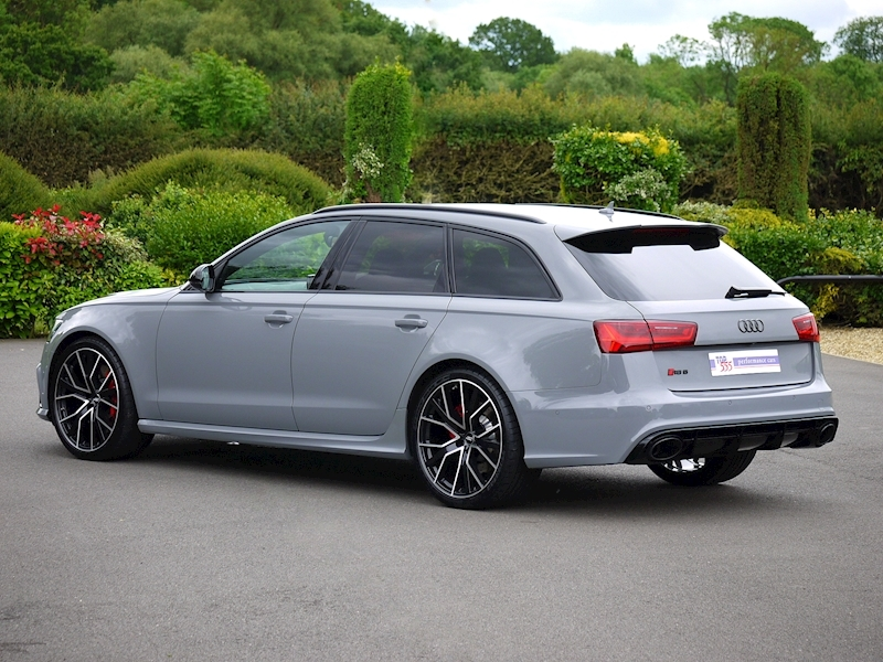 Audi RS6 Performance 4.0 TFSI Quattro - Large 37