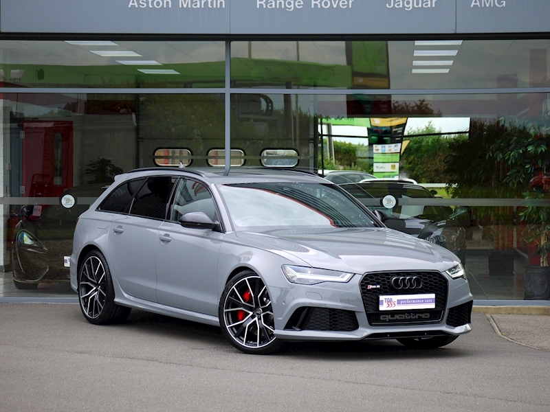 Audi RS6 Performance 4.0 TFSI Quattro - Large 39
