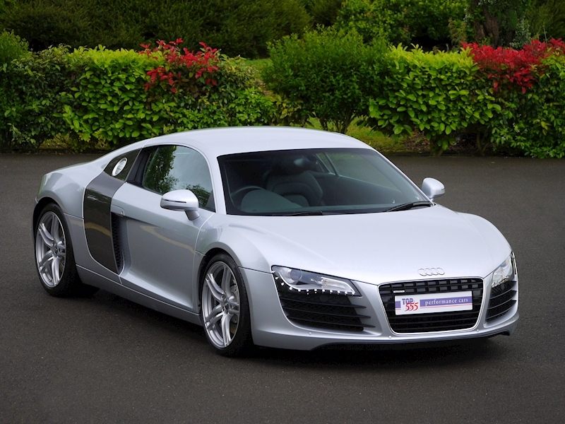 Audi R8 Coupe 4.2 Quattro - Manual - Large 0