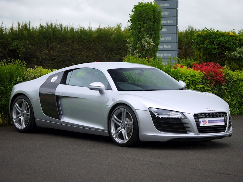 Audi R8 Coupe 4.2 Quattro - Manual - Large 21