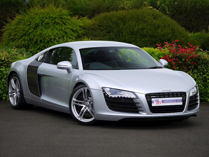 Audi R8 Coupe 4.2 Quattro - Manual - Large 26