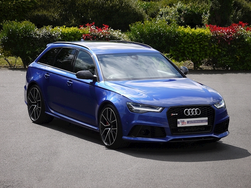 Audi RS6 Performance 4.0 TFSI Quattro - Large 0