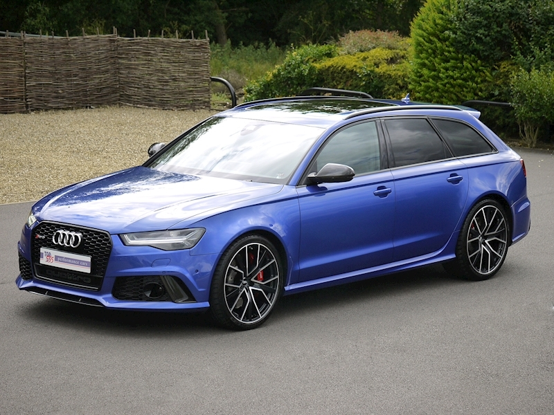 Audi RS6 Performance 4.0 TFSI Quattro - Large 27