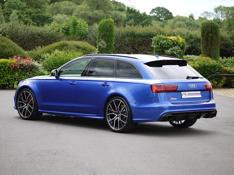 Audi RS6 Performance 4.0 TFSI Quattro - Large 41