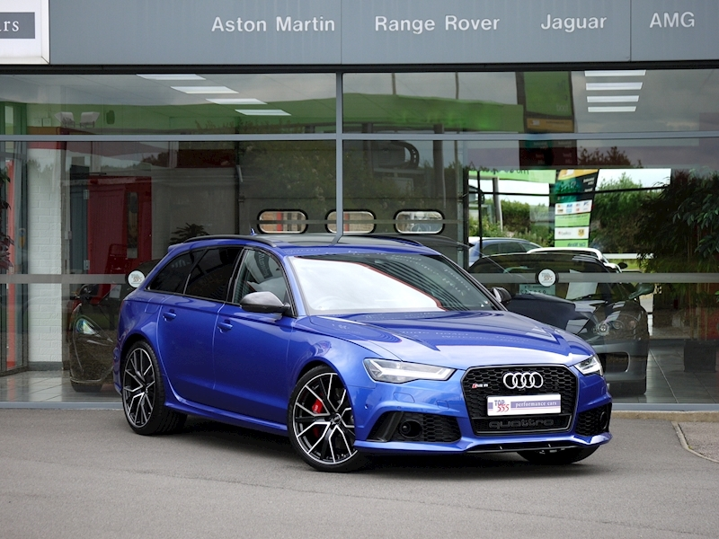 Audi RS6 Performance 4.0 TFSI Quattro - Large 43