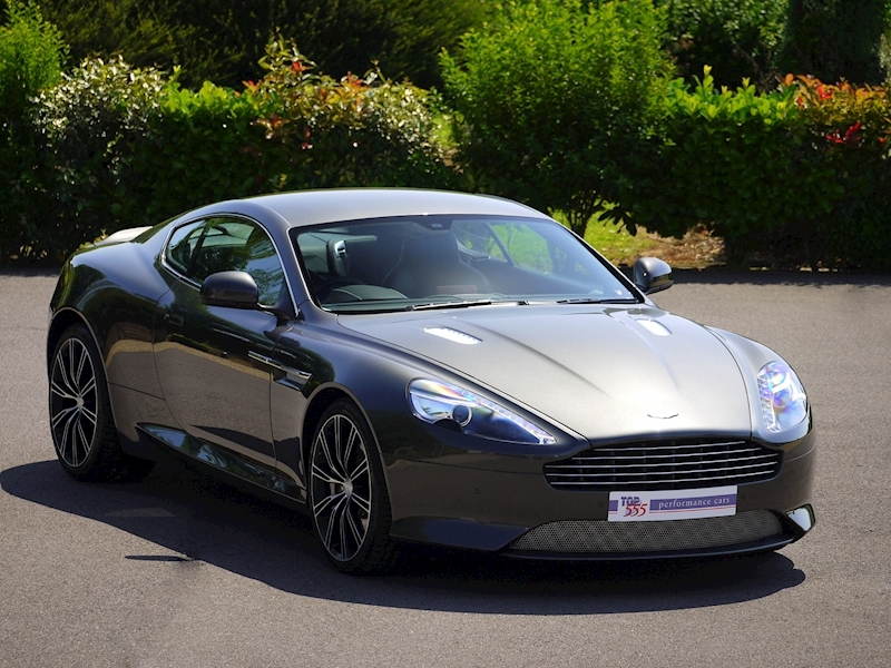 Aston Martin DB9 V12 Coupe 2+2  - Touchtronic 2 - Large 0