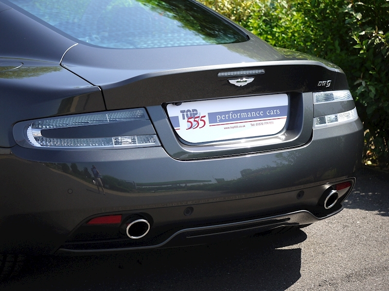 Aston Martin DB9 V12 Coupe 2+2  - Touchtronic 2 - Large 2