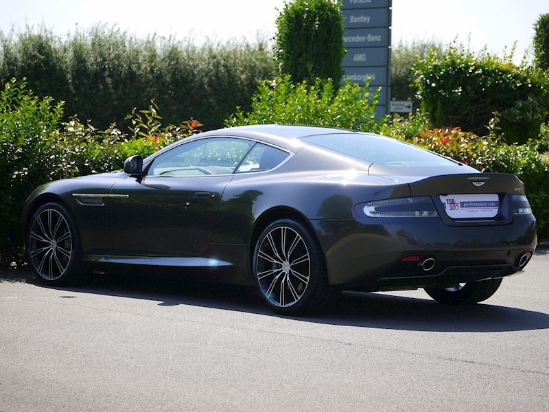 Aston Martin DB9 V12 Coupe 2+2  - Touchtronic 2 - Large 10