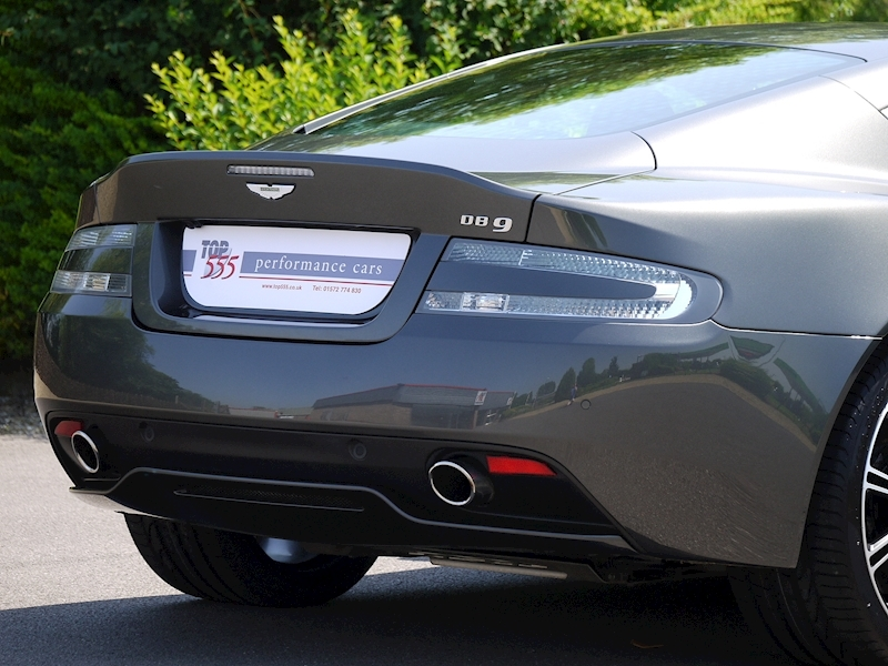 Aston Martin DB9 V12 Coupe 2+2  - Touchtronic 2 - Large 11