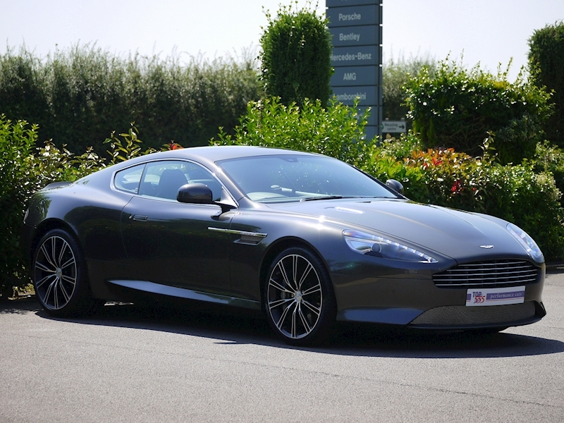 Aston Martin DB9 V12 Coupe 2+2  - Touchtronic 2 - Large 18