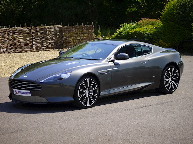 Aston Martin DB9 V12 Coupe 2+2  - Touchtronic 2 - Large 23