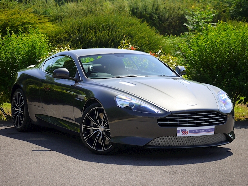 Aston Martin DB9 V12 Coupe 2+2  - Touchtronic 2 - Large 27