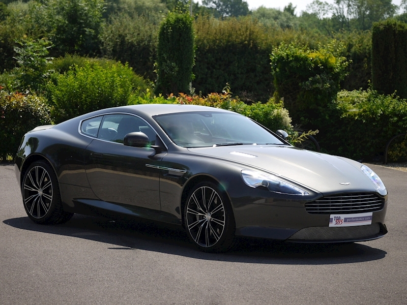 Aston Martin DB9 V12 Coupe 2+2  - Touchtronic 2 - Large 35
