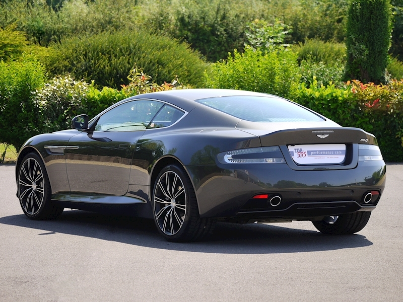 Aston Martin DB9 V12 Coupe 2+2  - Touchtronic 2 - Large 36