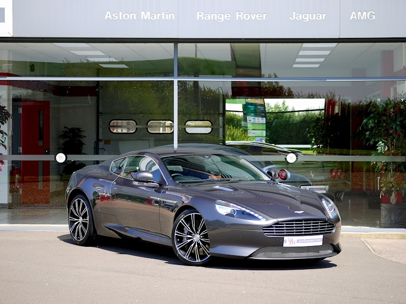 Aston Martin DB9 V12 Coupe 2+2  - Touchtronic 2 - Large 37