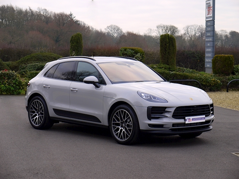 Porsche MACAN 2.0 PDK - New Model - Large 24