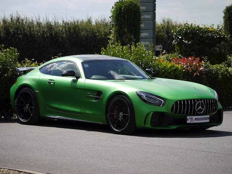 Mercedes-Benz AMG GT R (Premium) 4.0 Coupe - Large 22