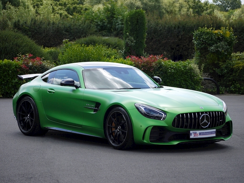 Mercedes-Benz AMG GT R (Premium) 4.0 Coupe - Large 37
