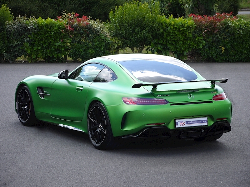Mercedes-Benz AMG GT R (Premium) 4.0 Coupe - Large 38