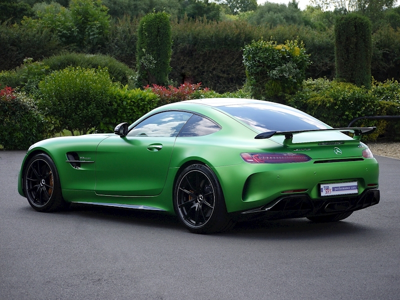 Mercedes-Benz AMG GT R (Premium) 4.0 Coupe - Large 39