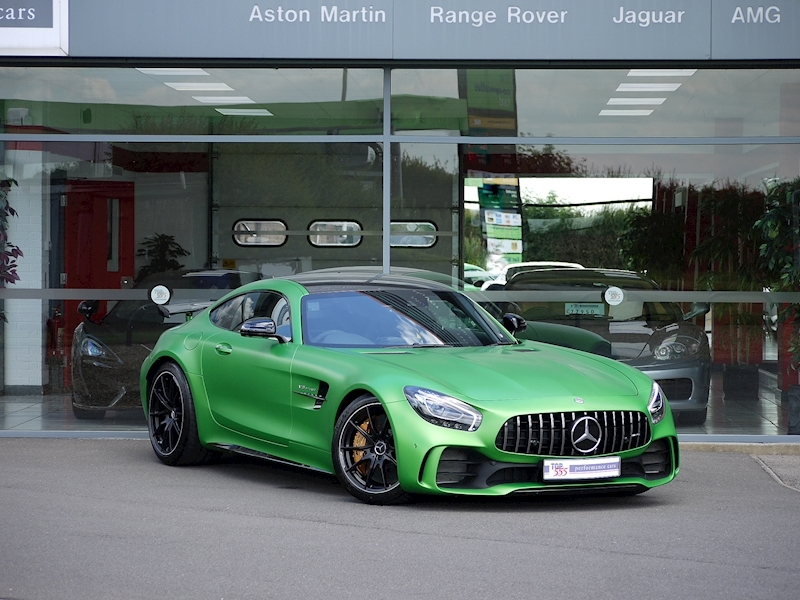 Mercedes-Benz AMG GT R (Premium) 4.0 Coupe - Large 40