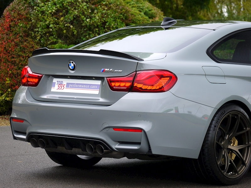 BMW M4 CS Coupe - Large 11