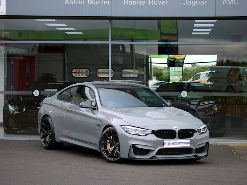 BMW M4 CS Coupe - Large 43