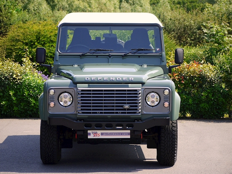 Land Rover Defender 110 XS 2.2D Crew-Cab Pickup - Large 12