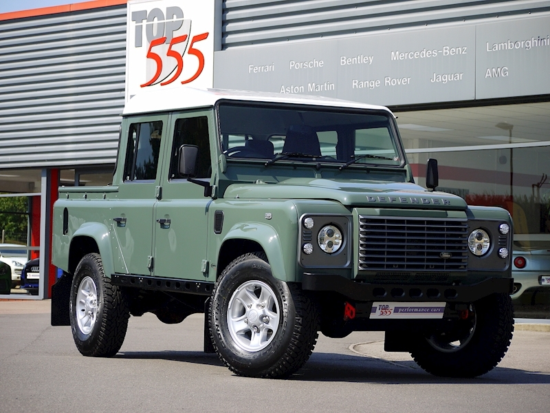 Land Rover Defender 110 XS 2.2D Crew-Cab Pickup - Large 17