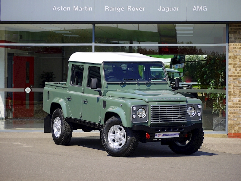 Land Rover Defender 110 XS 2.2D Crew-Cab Pickup - Large 24