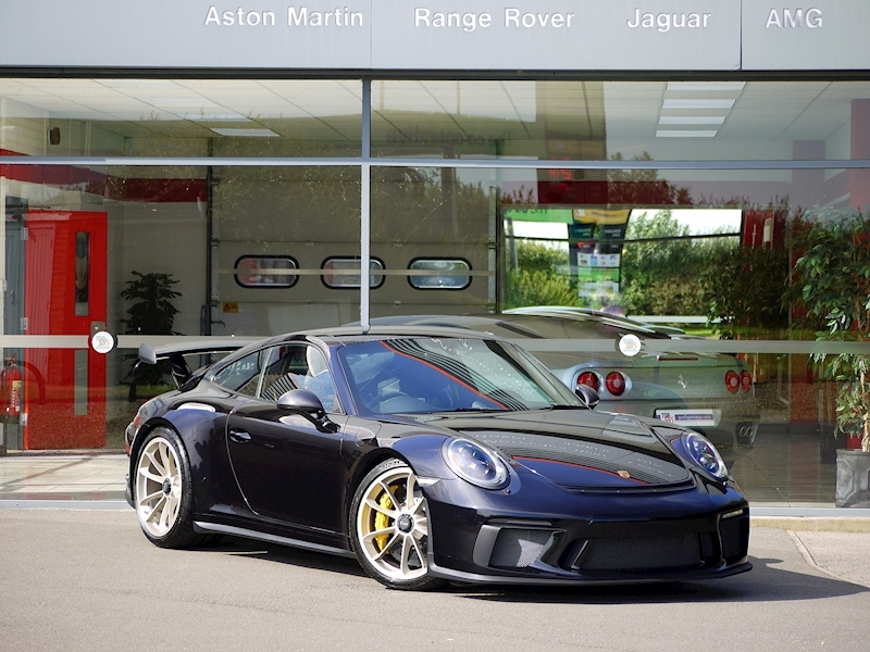Porsche 911 (991.2) GT3 4.0 Clubsport - Manual - Large 47