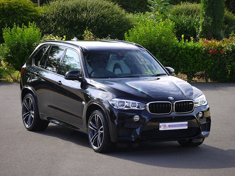 Bmw X5M 4.4 Bi-Turbo - Large 0