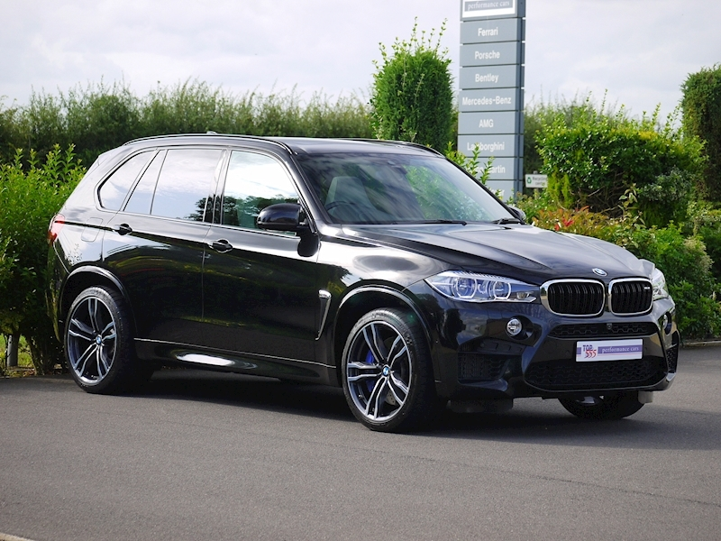Bmw X5M 4.4 Bi-Turbo - Large 20