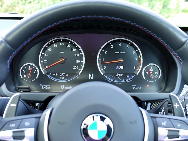 BMW X5M 4.4 Bi-Turbo - Large 28