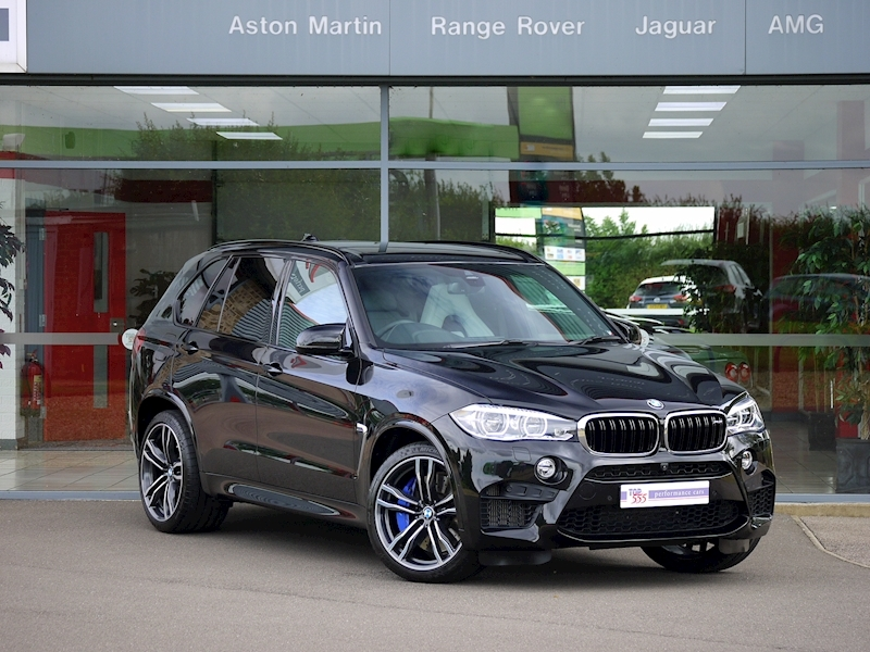 Bmw X5M 4.4 Bi-Turbo - Large 35