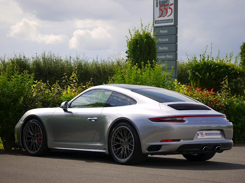 Porsche 911 (991.2) Carrera 4S Coupe 3.0 PDK - Large 11