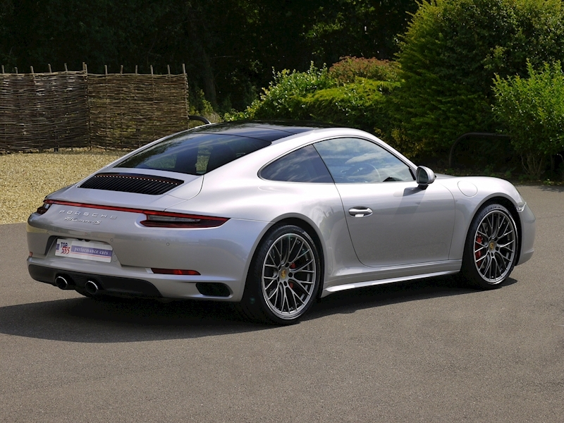Porsche 911 (991.2) Carrera 4S Coupe 3.0 PDK - Large 17