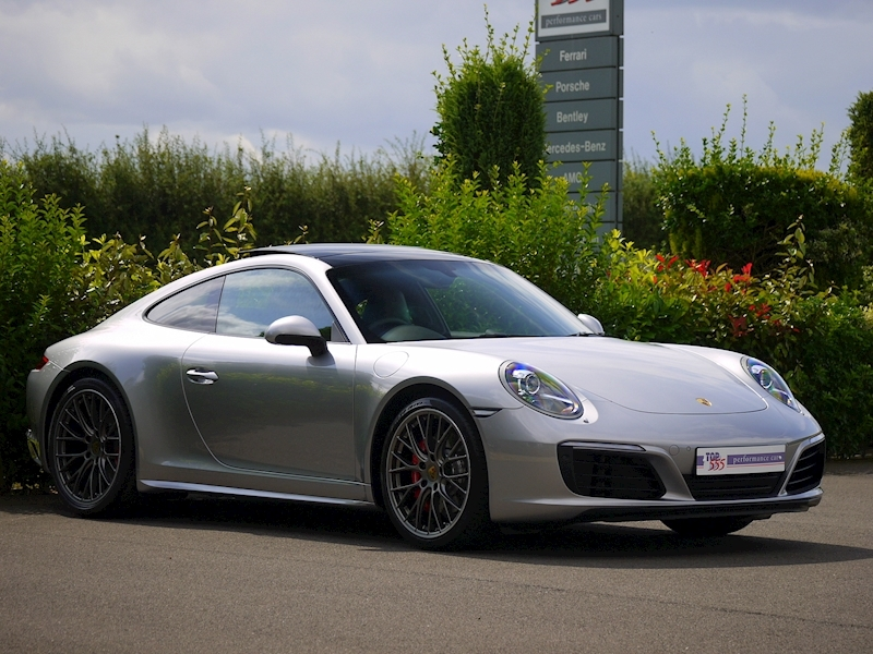 Porsche 911 (991.2) Carrera 4S Coupe 3.0 PDK - Large 18