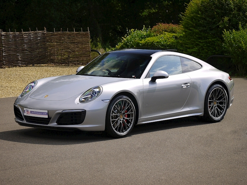 Porsche 911 (991.2) Carrera 4S Coupe 3.0 PDK - Large 21
