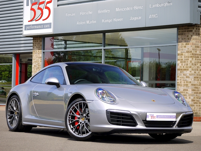 Porsche 911 (991.2) Carrera 4S Coupe 3.0 PDK - Large 23