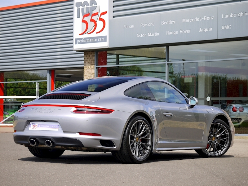 Porsche 911 (991.2) Carrera 4S Coupe 3.0 PDK - Large 24