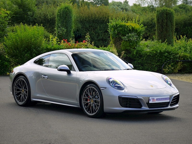 Porsche 911 (991.2) Carrera 4S Coupe 3.0 PDK - Large 36