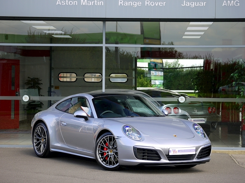 Porsche 911 (991.2) Carrera 4S Coupe 3.0 PDK - Large 38