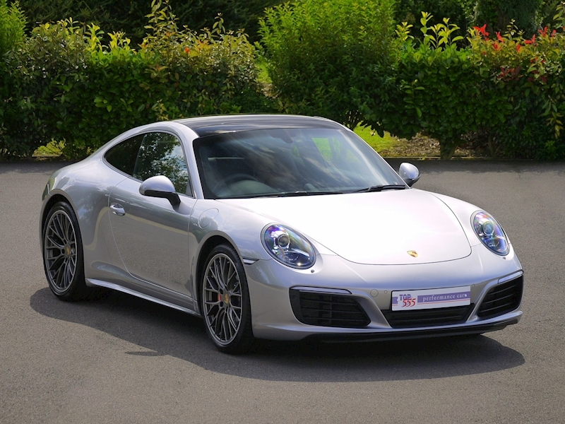 Porsche 911 (991.2) Carrera 4S Coupe 3.0 PDK - Large 0