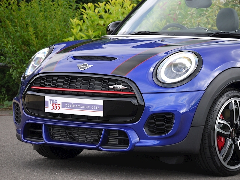 Mini Convertible John Cooper Works 2.0 Sport Automatic - Large 20