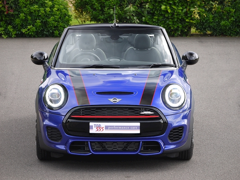 Mini Convertible John Cooper Works 2.0 Sport Automatic - Large 24