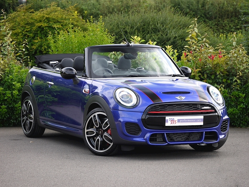 Mini Convertible John Cooper Works 2.0 Sport Automatic - Large 25