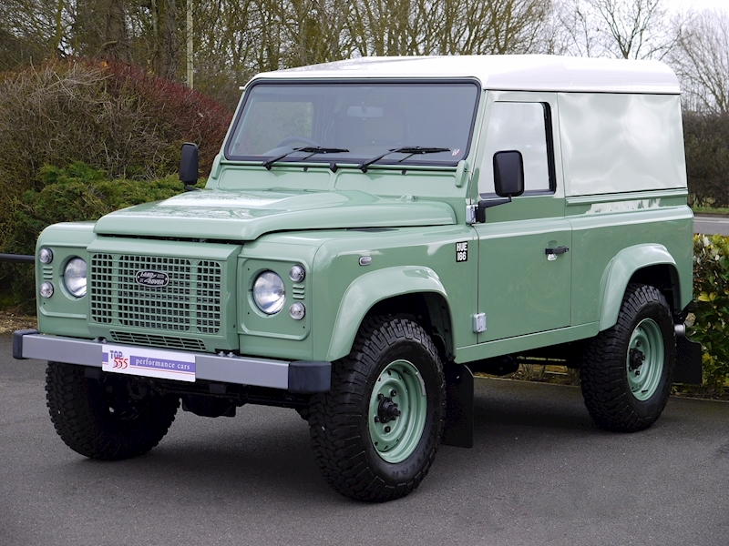Land Rover Defender 90 'Heritage Edition' Hard Top - Large 13