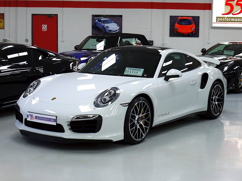 Porsche 911 (991) Turbo S 3.8 Coupe PDK - Large 0
